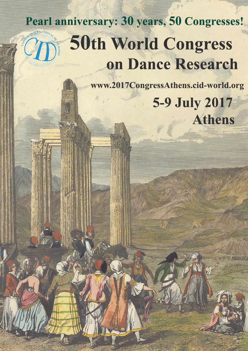 CID at UNESCO Athens Congress 2017 poster