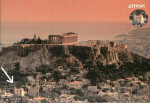 Akropolis - Plaka